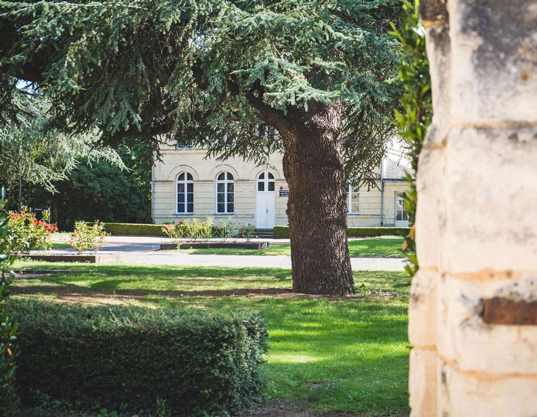 Welcome to Domaine de Roiffé