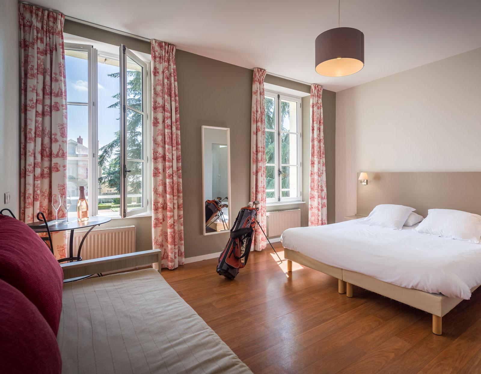 Hotel Du Domaine de Roiffe