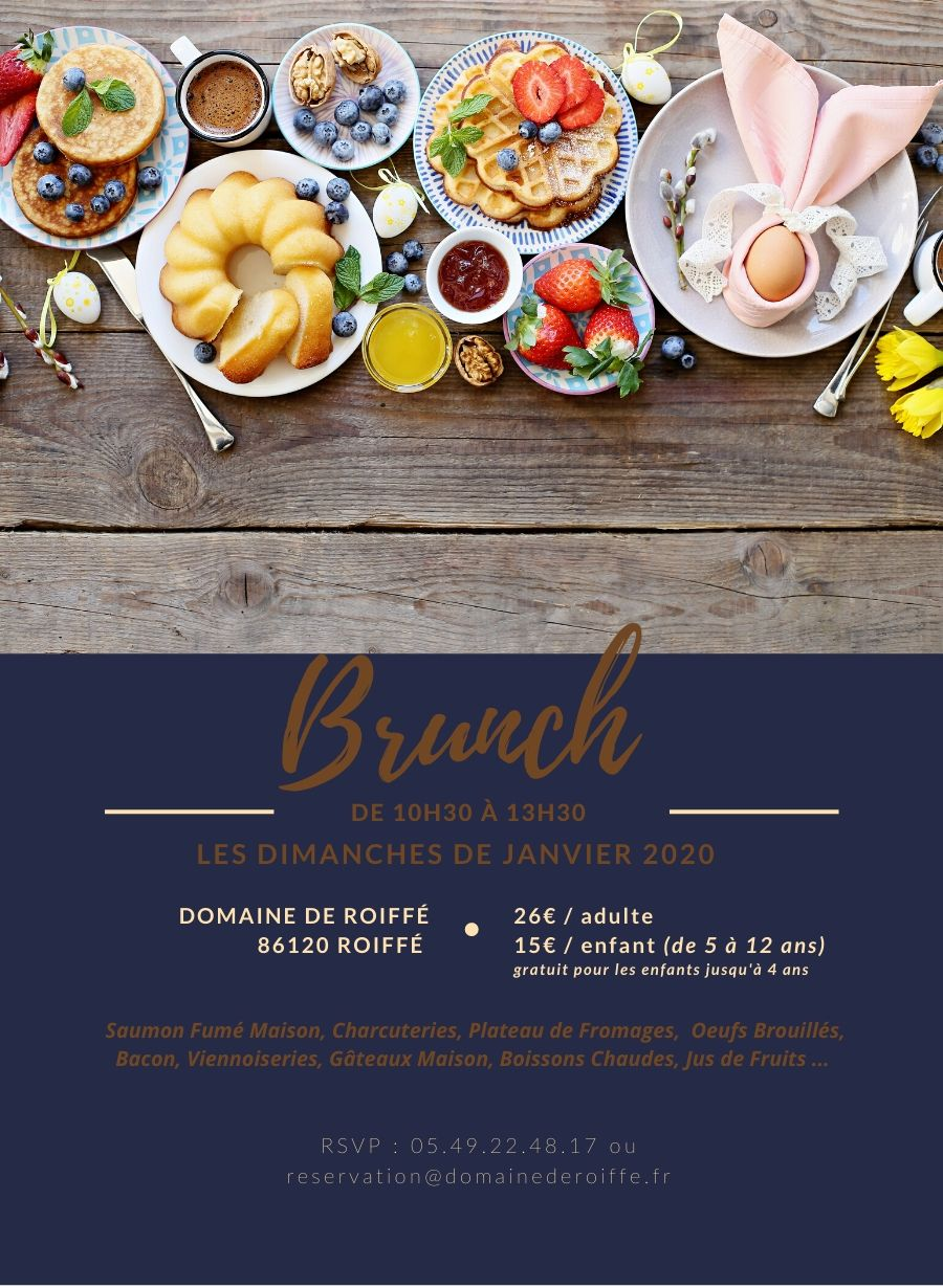 Januari brunches