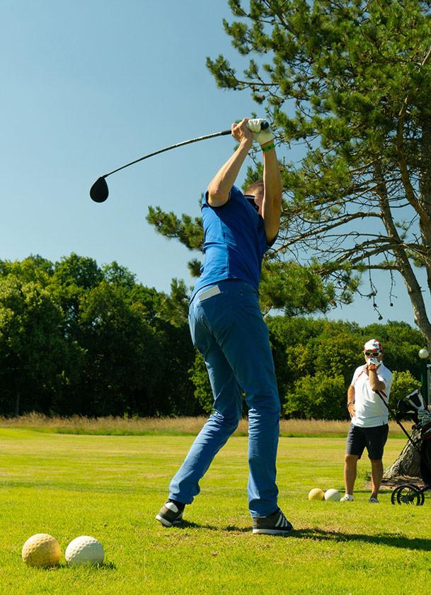 De ideale plek voor uw groepen golfers en hun metgezellen