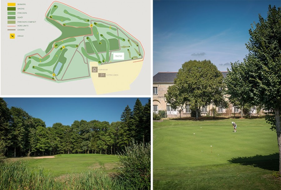 Golf de Loudun / Fontevraud